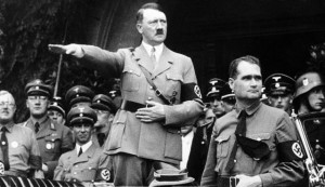 Hitler creates